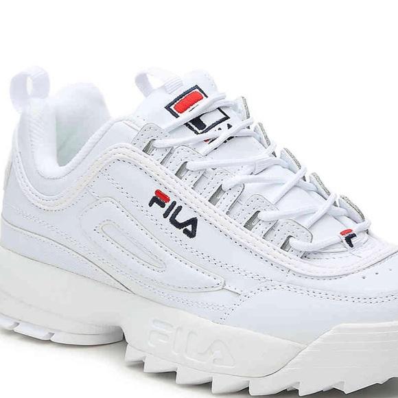Fila Shoes   Disruptors Classic Womens